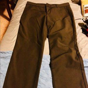 Black Banana Republic Ryan pants size 8
